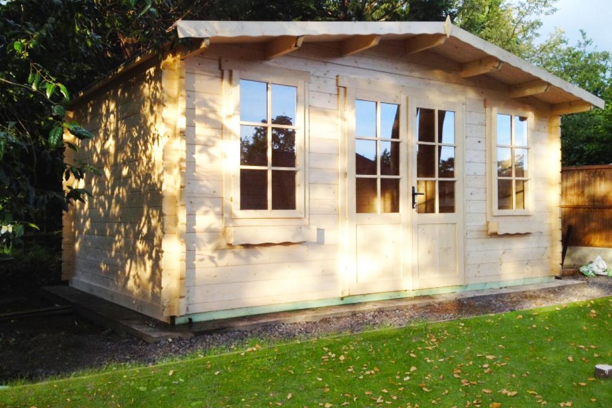 Case In Legno Problemi pronto-intervento casette in legno