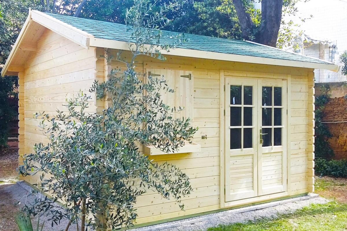 Come Sistemare Una Porta In Legno pronto-intervento casette in legno